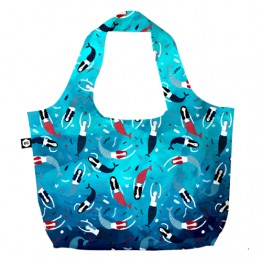 BG Berlin Blue Lagoon Eco Bag 3 in 1 táska