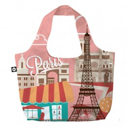 BG Berlin Paris Eco Bag 3 in 1 táska