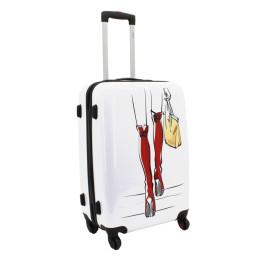 F I 23 Voyage bőrönd 60 cm